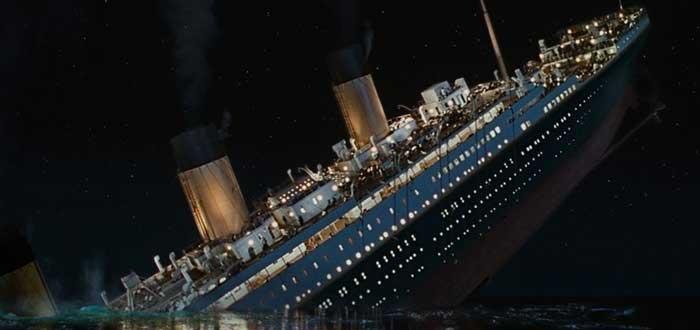 Curiosidades de películas - Titanic