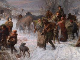 La historia del ferrocarril subterráneo por dónde escapaban los esclavos en Estados Unidos