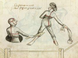Los locos duelos maritales de la Alemania medieval