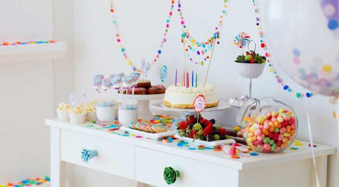 Mesas de dulces archives supercurioso - Las mesas fiestas 2017 ...