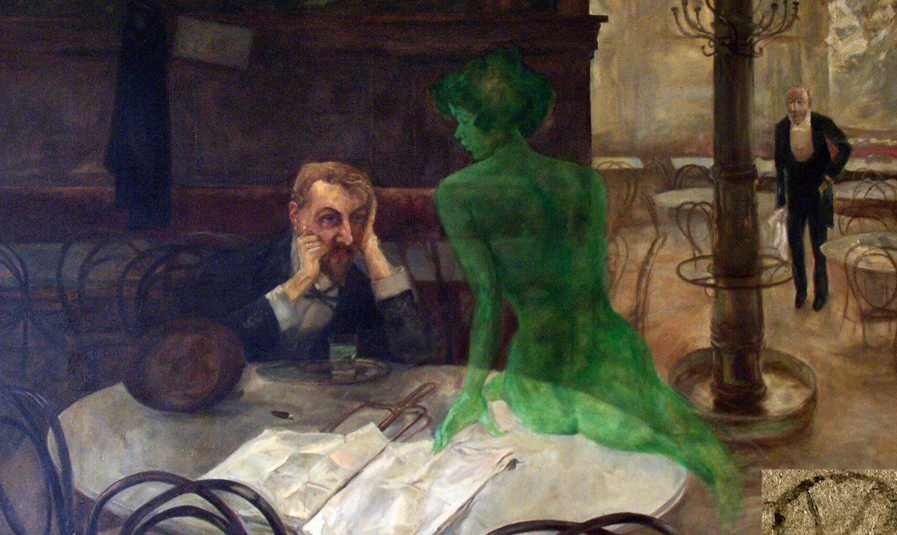 Absenta. ¿Qué sabes del licor del hada verde? Descubre más