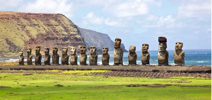 Misterios de la Isla de Pascua