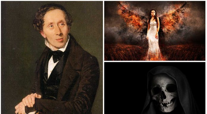 Cuentos de Hans Christian Andersen que te aterrorizarán