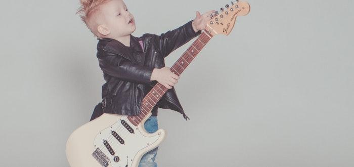 curiosidades de la vida niño, música