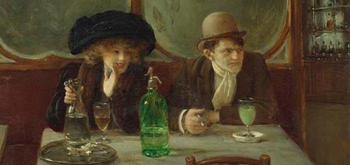 Los Bebedores de Absenta, Jean Béraud