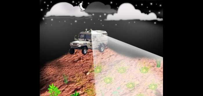 Bacterias luminosas contra minas terrestres, ¿lo sabías?