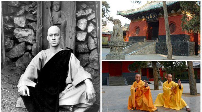 Monjes guerreros Shaolín. 5 alucinantes prácticas reales