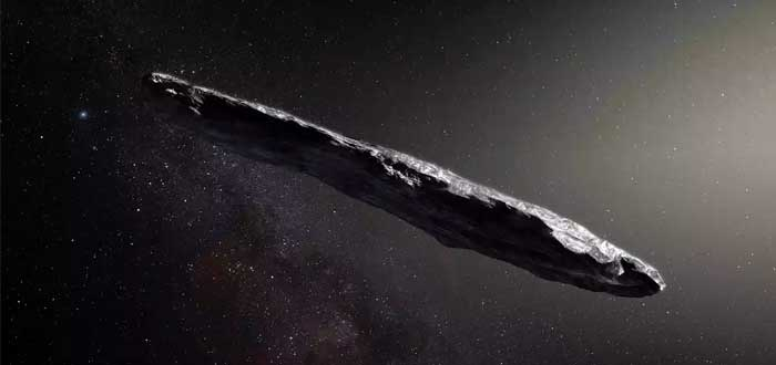 Oumuamua, ¿asteroide o nave extraterrestre? Los científicos lo investigan