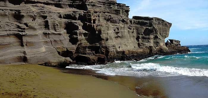 Playas de arena Verde natural, ¿sabes dónde?
