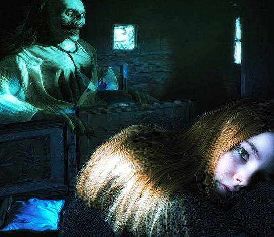 ¿Has sentido una presencia fantasmal? ¡La ciencia lo explica!