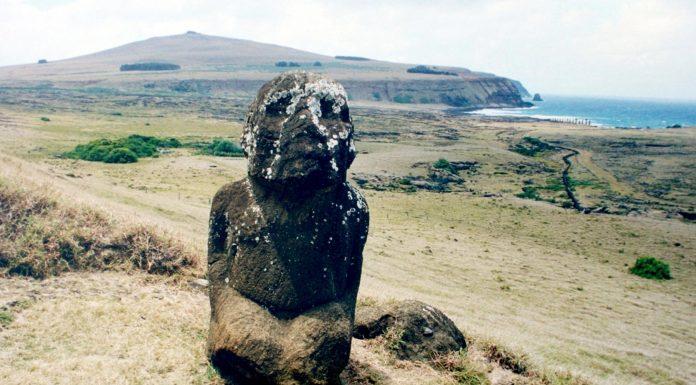 La misteriosa estatua de la Isla de Pascua que luce diferente a todas las demás