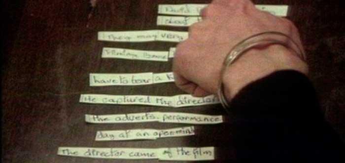 La técnica de escritura que usaba David Bowie y que es muy extraña