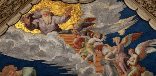 La Escalera de Jacob en la Biblia