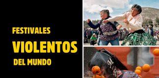 Festivales violentos alrededor del mundo