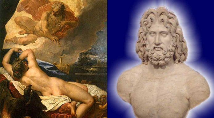 Los amantes de Zeus. Los casos más asombrosos