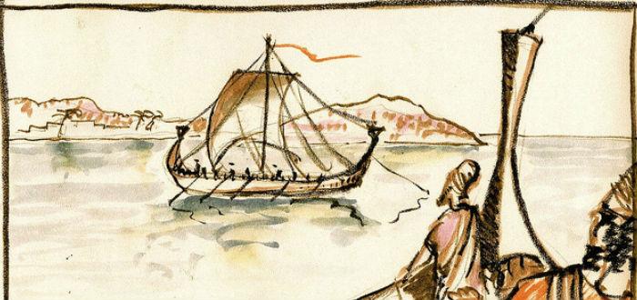 comercio en la antiguedad