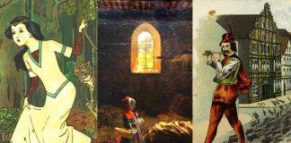 3 cuentos infantiles clásicos. ¿Conoces sus interioridades?