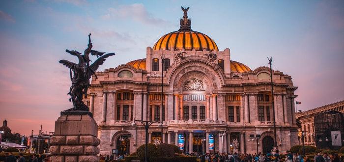 curiosidades de países, México