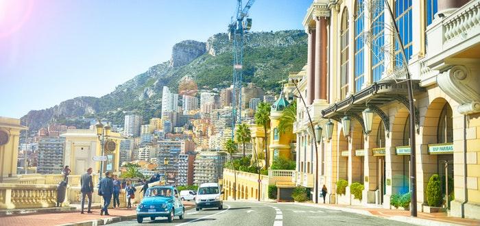 curiosidades de países, Mónaco