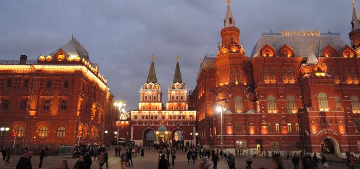 curiosidades de países, Rusia
