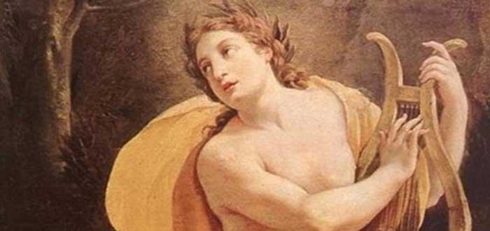 El dios Apolo. Casi tan venerado y temido como Zeus. ¿Sabes quién era?