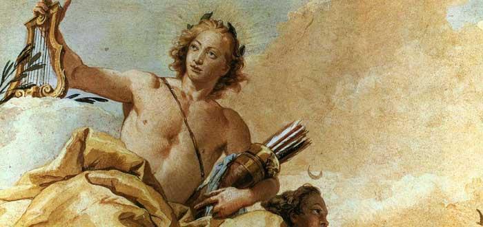 El dios Apolo. Casi tan venerado y temido como Zeus. ¿Sabes quién era?, Atributos de Apolo