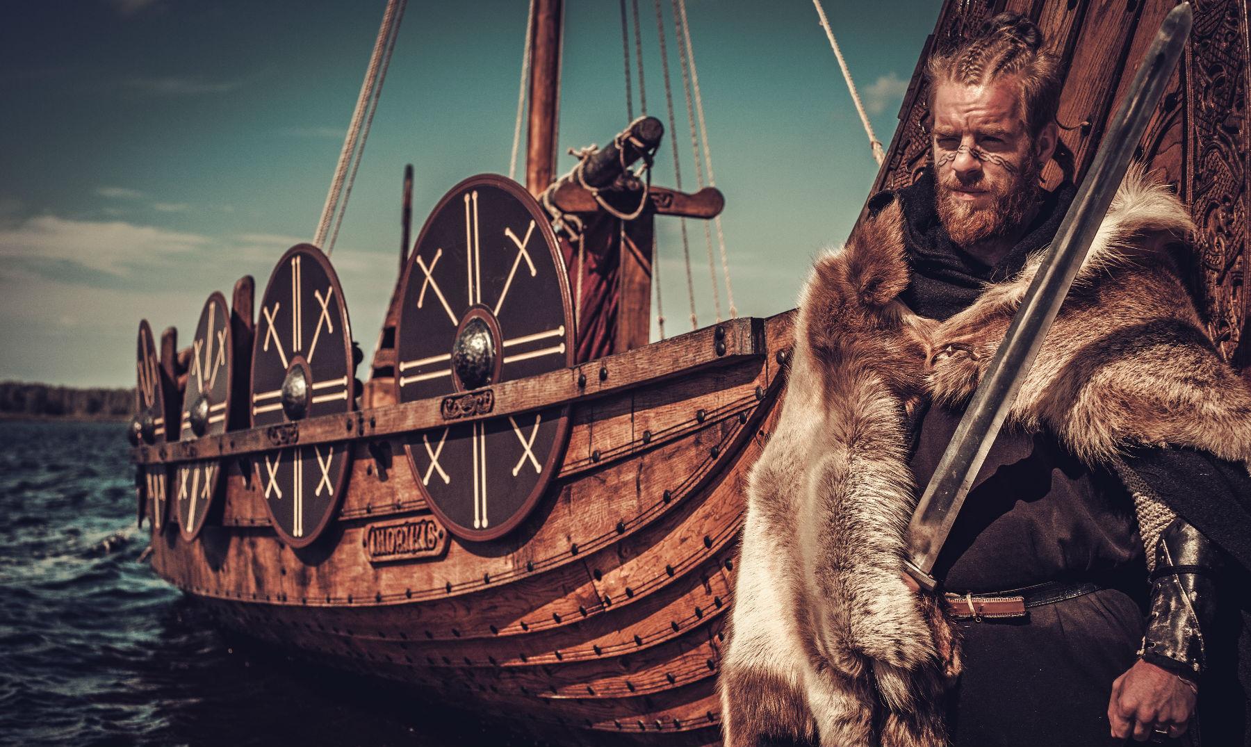 De Dónde Son Los Vikingos Cómo Eran Conoce A Estos Guerreros