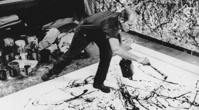 10 datos que debes saber sobre el revolucionario pintor Jackson Pollock