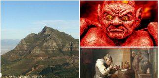 La leyenda del Pico del Diablo: el demonio y un pirata compitiendo