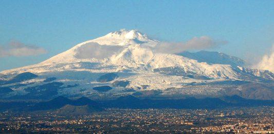 La leyenda del volcán del Monte Etna