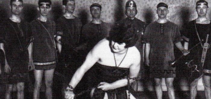 mujer más fuerte del mundo