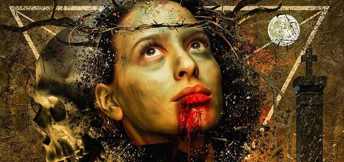 """La leyenda de Brodka, la bruja polaca que se convirtió en """"vampira"""""""