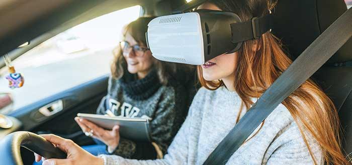 El sector de la realidad virtual está creciendo