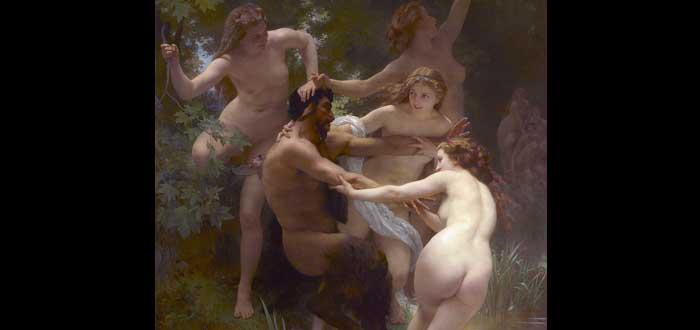 Ninfa Eco. La leyenda mitológica detrás del fenómeno, musas griegas, mito de Eco