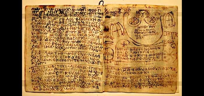 Papiros Mágicos Griegos, ¡magia en la antigüedad!
