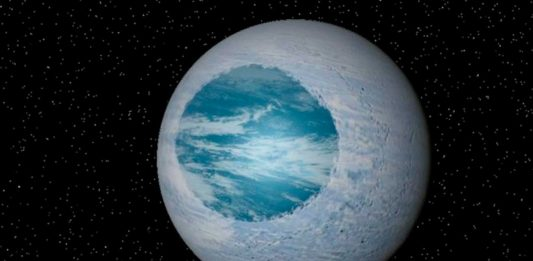 Planetas globo ocular. ¿La esperanza para encontrar vida?