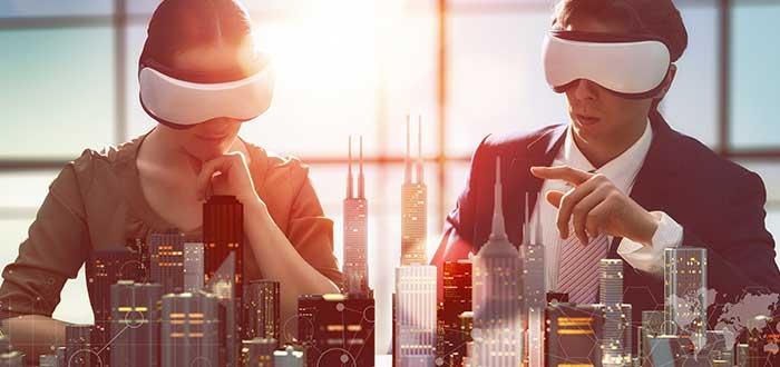 Realidad virtual en vivo y en directo