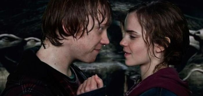 Curiosidades de Harry Potter, Ron y Hermione