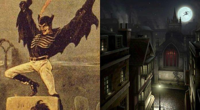 El terrorífico Spring Heeled Jack, el monstruo que aterrorizó Gran Bretaña