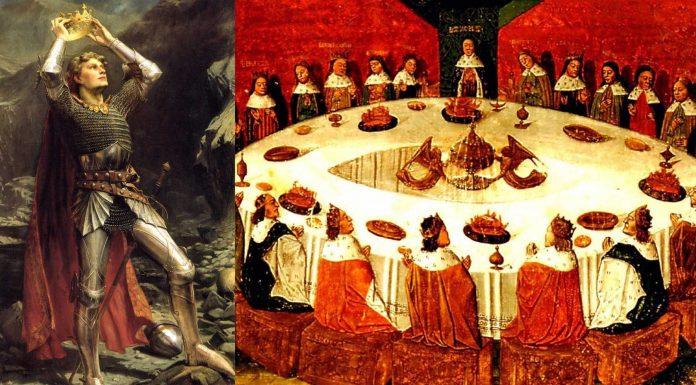 Los Caballeros de la Mesa Redonda. ¿Sabes quiénes eran?