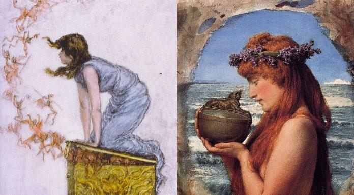 La verdad sobre la Caja de Pandora. El mito de Pandora