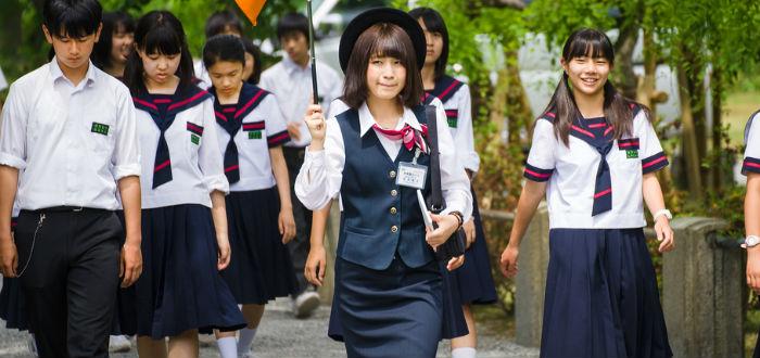 curiosidades de asia, educación en japón