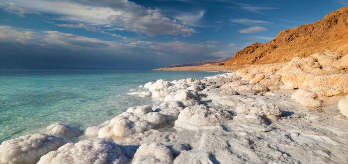 curiosidades de asia, jordania, mar muerto