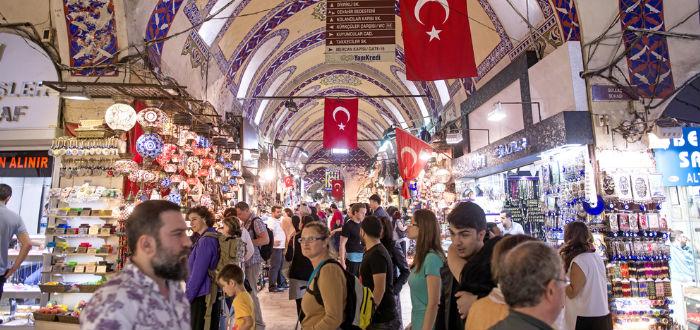 curiosidades de asia, Turquía, gran bazar de estambul
