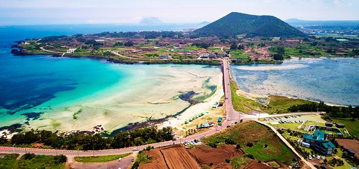 Curiosidades de Corea del Sur, Isla de Jeju