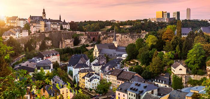 Curiosidades de Europa, Curiosidades de Luxemburgo