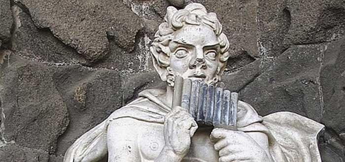 La leyenda del origen de la Flauta del dios Pan. ¿La conocías?