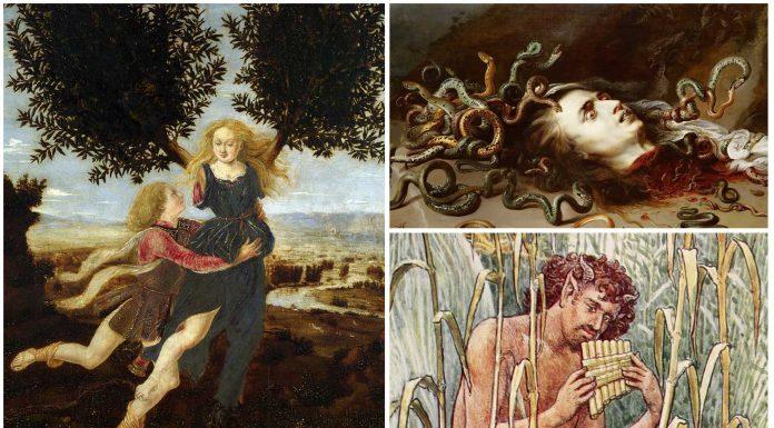 5 Expresiones de origen mitológico que son muy comunes . ¿Lo sabías?