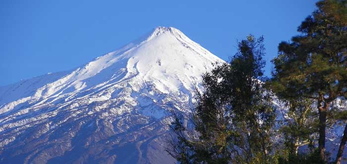 Guayota, el demonio de la mitología guanche que habitaba en el Teide