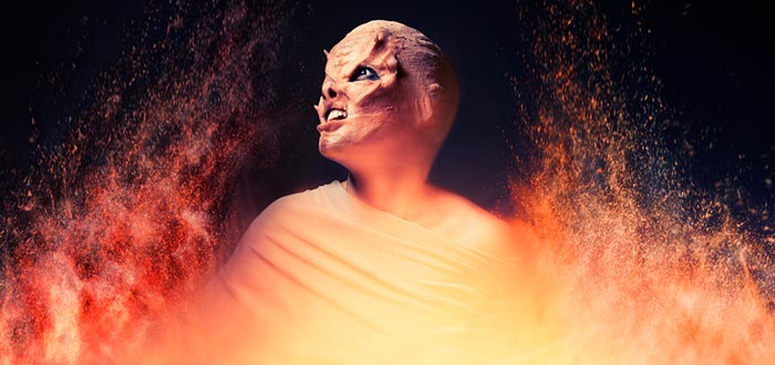 guayota, el demonio guanche